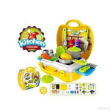 cuisine jouet buyger 26 pièces plastique cuisine jouet set d imitation