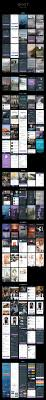 best 25 ios design ideas only on pinterest user interface ghost ship mobile ui kit mobile ui designios