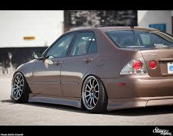 bagged lexus is300 banned in quebec matt brunett u0027s is300 stance is everything