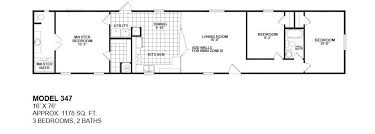 awesome 16 wide mobile home floor plans new home plans design