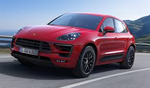 4 door porsche red 2017 porsche macan overview cargurus