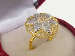 gold earrings price in pakistan ad flower ring price in pakistan m008848 prices reviews