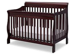 Baby Crib With Mattress Included Convertible Cribs Mission Shaker Bedroom Bassett Acrylic Walnut