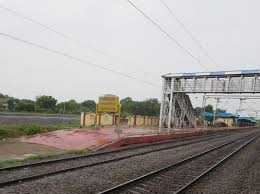 Hasanparthi Road railway station
