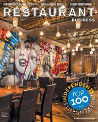 restaurant business magazine trends ideas and news