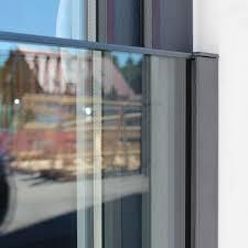 glas balkon französischer balkon aus glas glasprofi24
