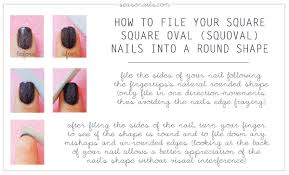 how to find the perfect nail shape u0026 lenght for you seasonails
