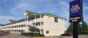louisiana extended stay hotel intown suites