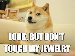 Meme Maker Mobile - meme maker look but don t touch my jewelry meme maker humor