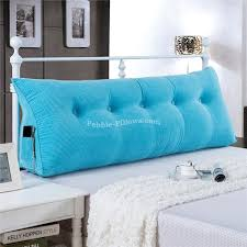 Sofa Bed Support by Sofa Bed Large Filled Triangular Wedge Cushion Bed Backrest