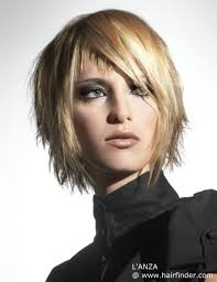 framed face hairstyles face framing short hairstyle with layers and diagonal bangs