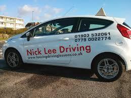 Nicklee Nick Lee U0027s Driving Lancing Driving Schools Yell