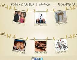 Wedding Websites Most Creative Wedding Websites Planning Basics Theknot Com