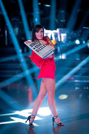 Curtain Dancing Strictly Come Dancing Musicals Week Results Ballet News