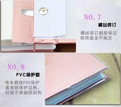 large capacity photo albums new 12 inch diy viscose photo album 20 pcs static laminating