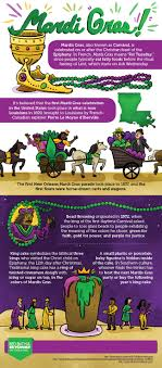 mardis gras the magic of mardi gras infographic above beyondabove beyond