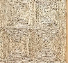 Pottery Barn Jute Rugs Walls Windows U0026 Floors Patchwork Jute Rug At Pottery Barn