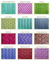 best 25 lace knitting patterns ideas on lace knitting