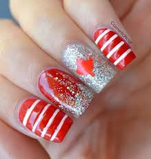 happy canada day and birthday to me nail art cosmetic proof