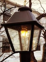 outdoor gas light fixtures light mantles
