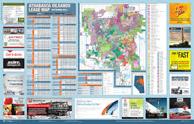 Fort Mcmurray Alberta Canada Map by Athabasca Oilsands Lease Map 2014 By Jwn Trusted Energy
