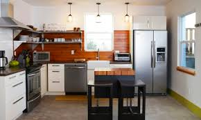 Resurfacing Kitchen Cabinets Before And After Average Cost To Reface Kitchen Cabinets Kenangorgun Com