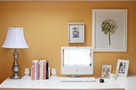 my little corner of the playroom office reveal at home with
