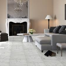Quick Step Laminate Floors Quickstep Arte 9 5mm Carrara Marble Tile Laminate Flooring