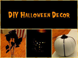 diy halloween decorations youtube