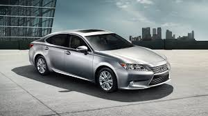 lexus es es how the 2014 lexus es 350 incorporated an all rounded precision