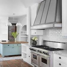 Terracotta Floor Tile Kitchen - m white kitchen orange terracotta floors jpg