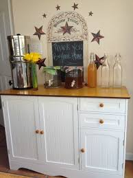 Kitchen Sideboards And Buffets My New Kitchen Buffet From Brylanehome Fullbeauty Brands
