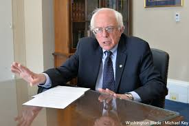 opinion enough is enough u2014 sanders stands for real reform
