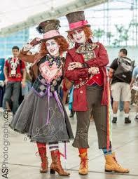Johnny Depp Costumes Halloween Mad Hatter Tim Burton U0027s Alice Wonderland 2010 Starring