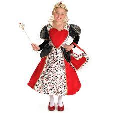 Tween Queen Hearts Halloween Costume Queen Hearts Halloween Costumes Girls