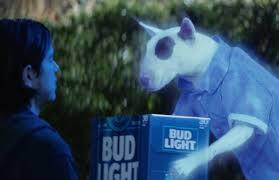 bud light commercial 2017 watch spuds mackenzie back in bud light s super bowl 2017