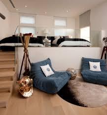 split level bedroom baroque togo sofa vogue other metro contemporary bedroom
