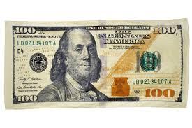 amazon com issue of one hundred dollar 100 bill print 100