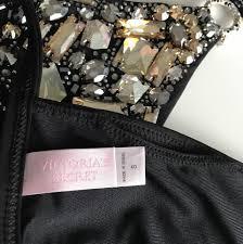 victoria u0027s secret swarovski crystal 50 off retail