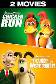 Wallace And Gromit Hutch Chicken Run Wallace U0026 Gromit In The Curse Of The Were Rabbit