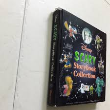 Disney Scary Storybook Collection Disney Disney Scary Storybook Collection On Carousell