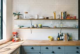 cuisine avec etagere deco etagere cuisine maison design sibfa com