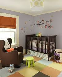 glamorous nursery glider recliner in nursery transitional with