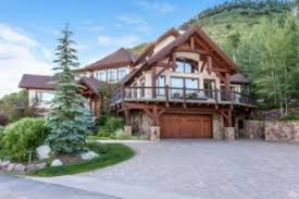 celebrity homes in the colorado mountains vail eagle valley