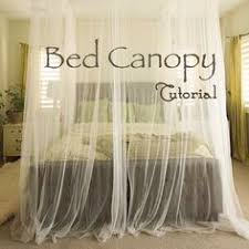 diy canopy bed 10 ways to get the canopy look without buying a new bed tent