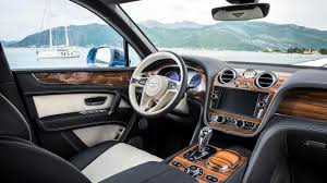 bentley inside view bbc autos driving bentley u0027s mighty bentayga diesel