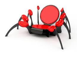 fauteuil de bureau original fauteuil araignée par originales