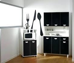 meuble haut cuisine noir laqué meuble de cuisine noir meuble cuisine noir laque leroy merlin
