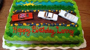 happy birthday jeep cake dukes of hazzard collector happy birthday