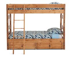 Build A Bear Loft Bed With Desk by Durango Bunk Bed Furniture Row